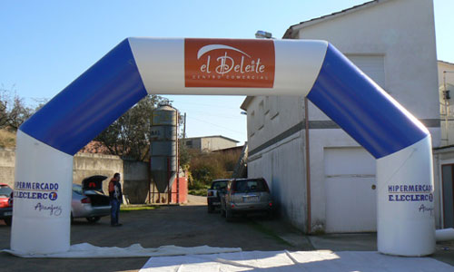 sale of inflatable arches, inflatables, giant inflatables