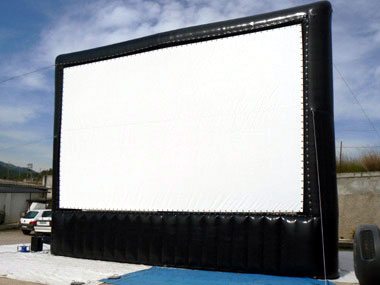giant screen, inflatable movie screens, advertising posters, giant screen films, Custom made products